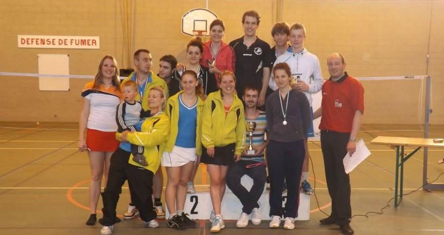 Les badistes du BVV récompensés au Championnat du Doubs 2014